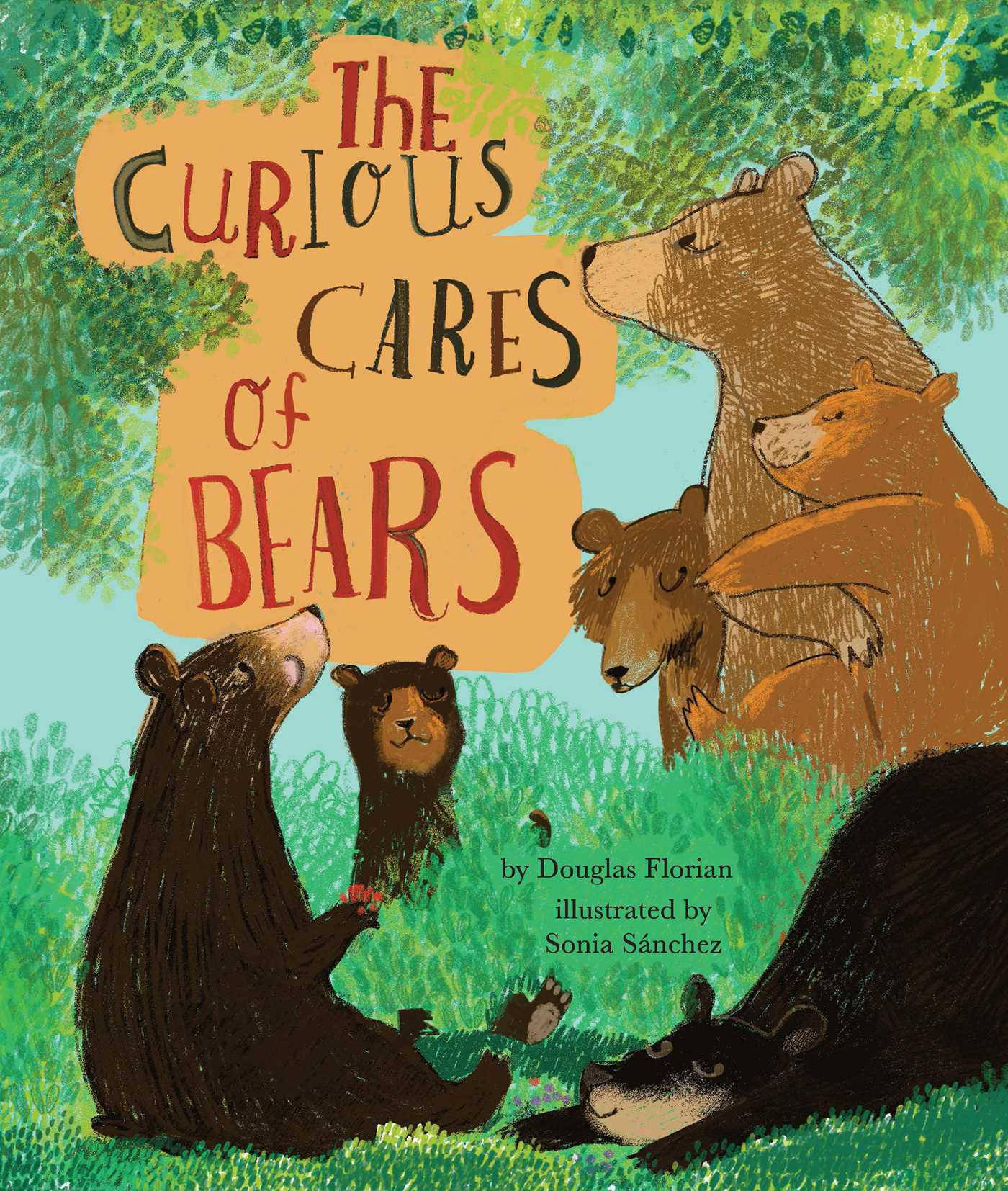 celebrate-picture-books-picture-book-review-the-curious-cares-of-bears-cover