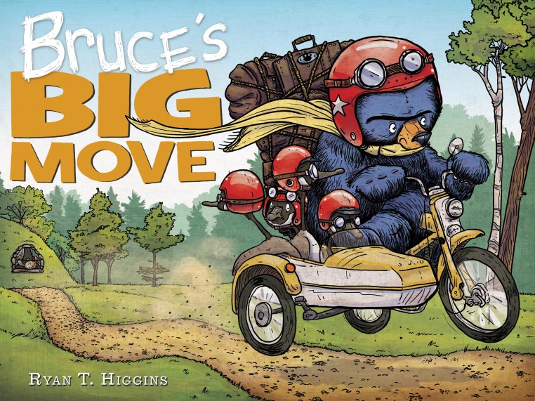 celebrate-picture-books-picture-book-review-Bruces-Big-Move-Cover