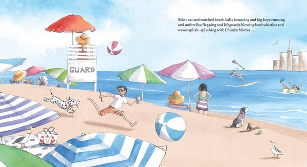 celebrate-pciture-books-picture-book-review-there-might-be-lobsters-at-the-beach