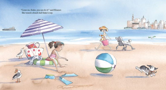 celebrate-pciture-books-picture-book-review-there-might-be-lobsters-ball