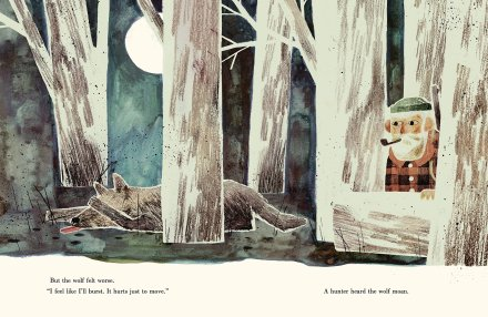 celebrate-picture-book-picture-book-review-the-wolf-the-duck-and-the-mouse-hunter
