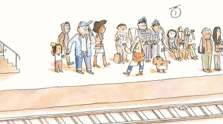 celebrate-picture-books-picture-book-review-come-with-me-in-the-subway