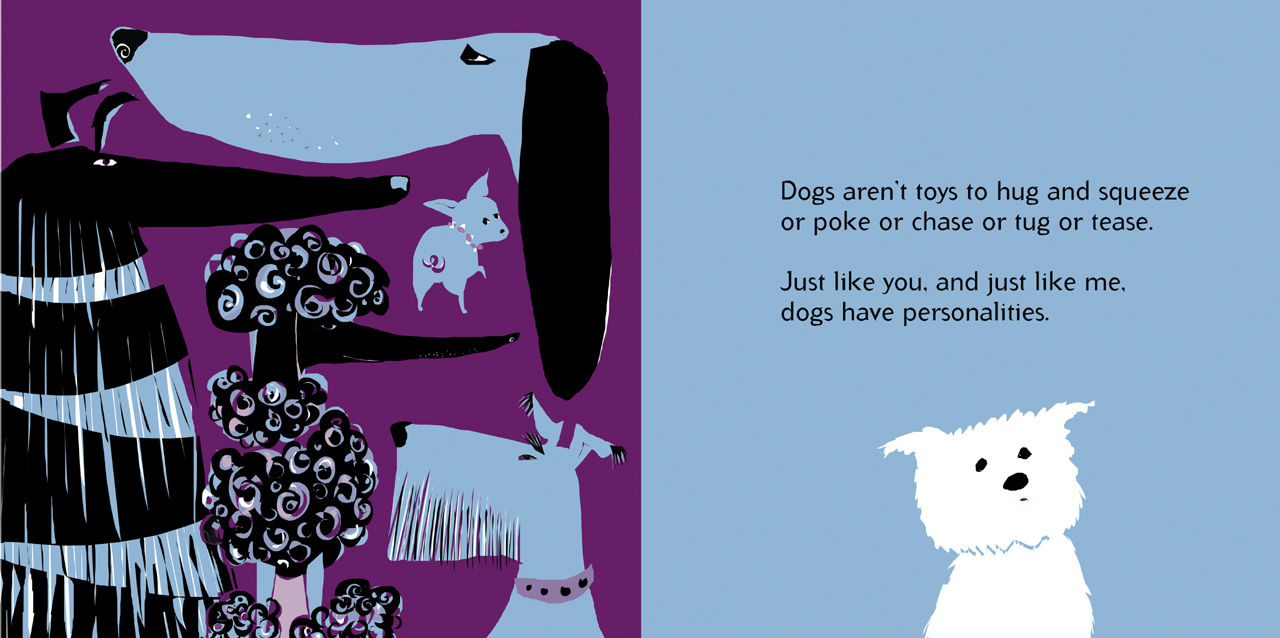 celebrate-picture-books-picture-book-review-don't-lick-the-dog-personalities