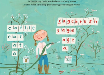 celebrate-picture-books-picture-book-review-lexie-the-word-wrangler-herd-sagebrush