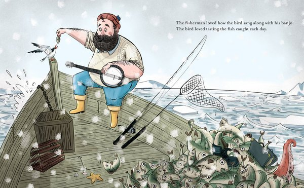 celebrate-picture-books-picture-book-review-south-daniel-duncan-bird-eating-fish