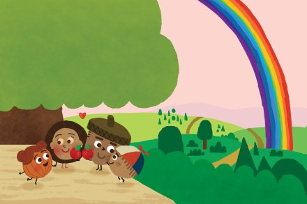 celebrate-picture-books-picture-book-review-the-nuts-keep-rolling-rainbow
