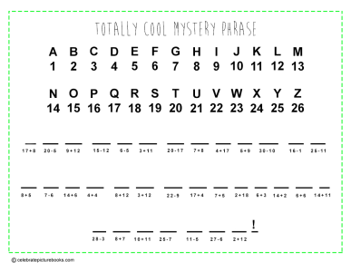 celebrate-picture-books-picture-book-review-totally-cool-mystery-phrase-puzzle