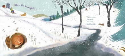 celebrate-picture-books-picture-book-review-when-the-snow-falls-fox