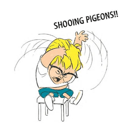 celebrate-picture-books-picture-book-review-let's-do-nothing-shooing-pigeons