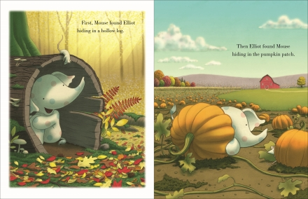 celebrate-picture-books-picture-book-review-little-elliot-fall-friends-playing-hide-and-seek