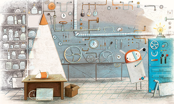 celebrate-picture-books-picture-book-review-norton-and-alpha-lab