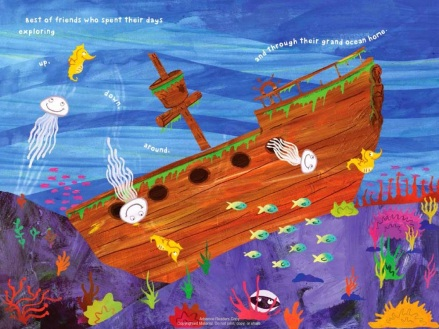 celebrate-picture-books-picture-book-review-peanut-butter-and-jellyfish-shipwreck