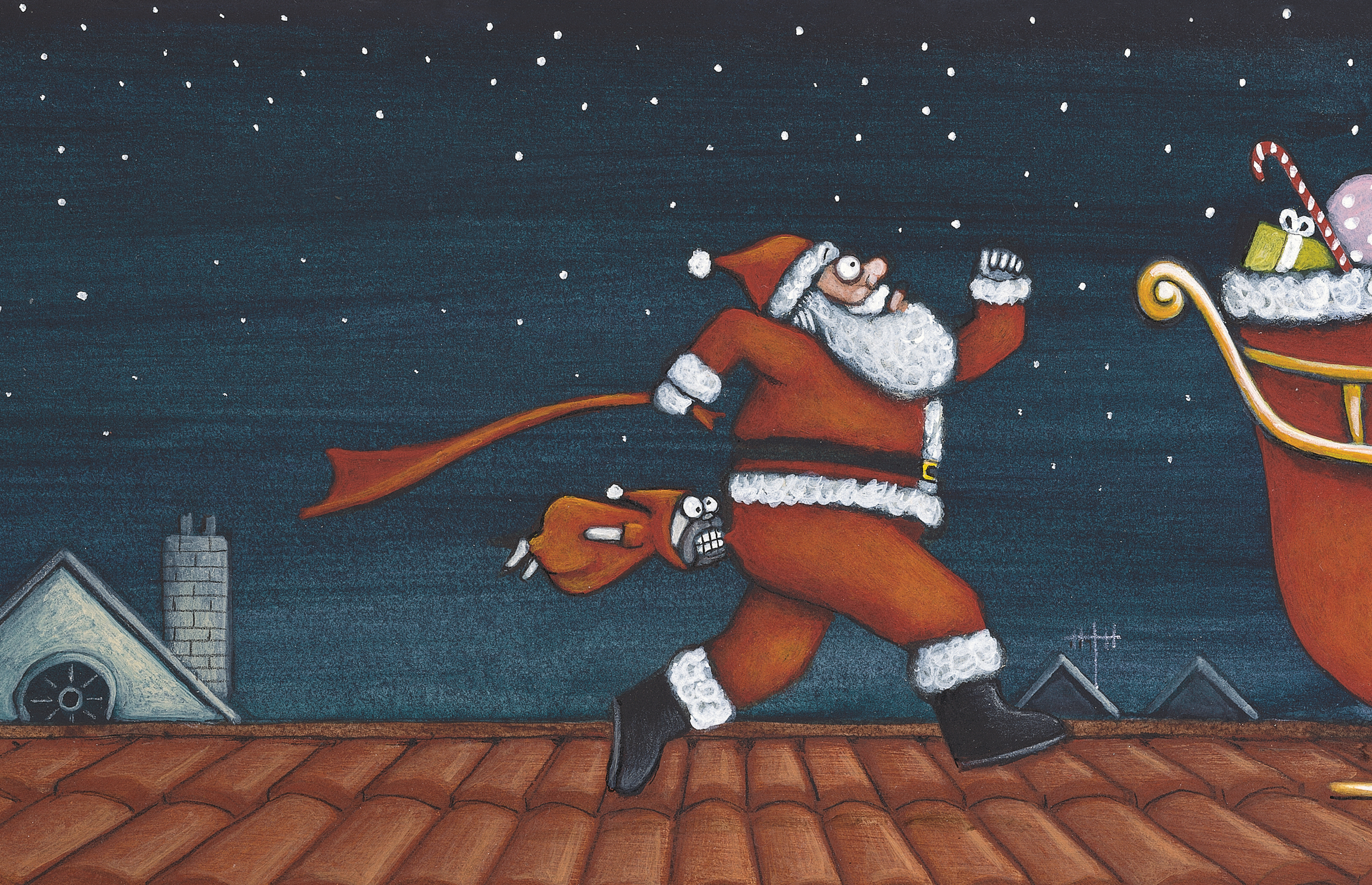 celebrate-picture-books-picture-book-review-pig-the-elf-santa-running