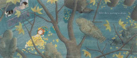celebrate-picture-books-picture-book-review-wee-sister-strange-sleeping