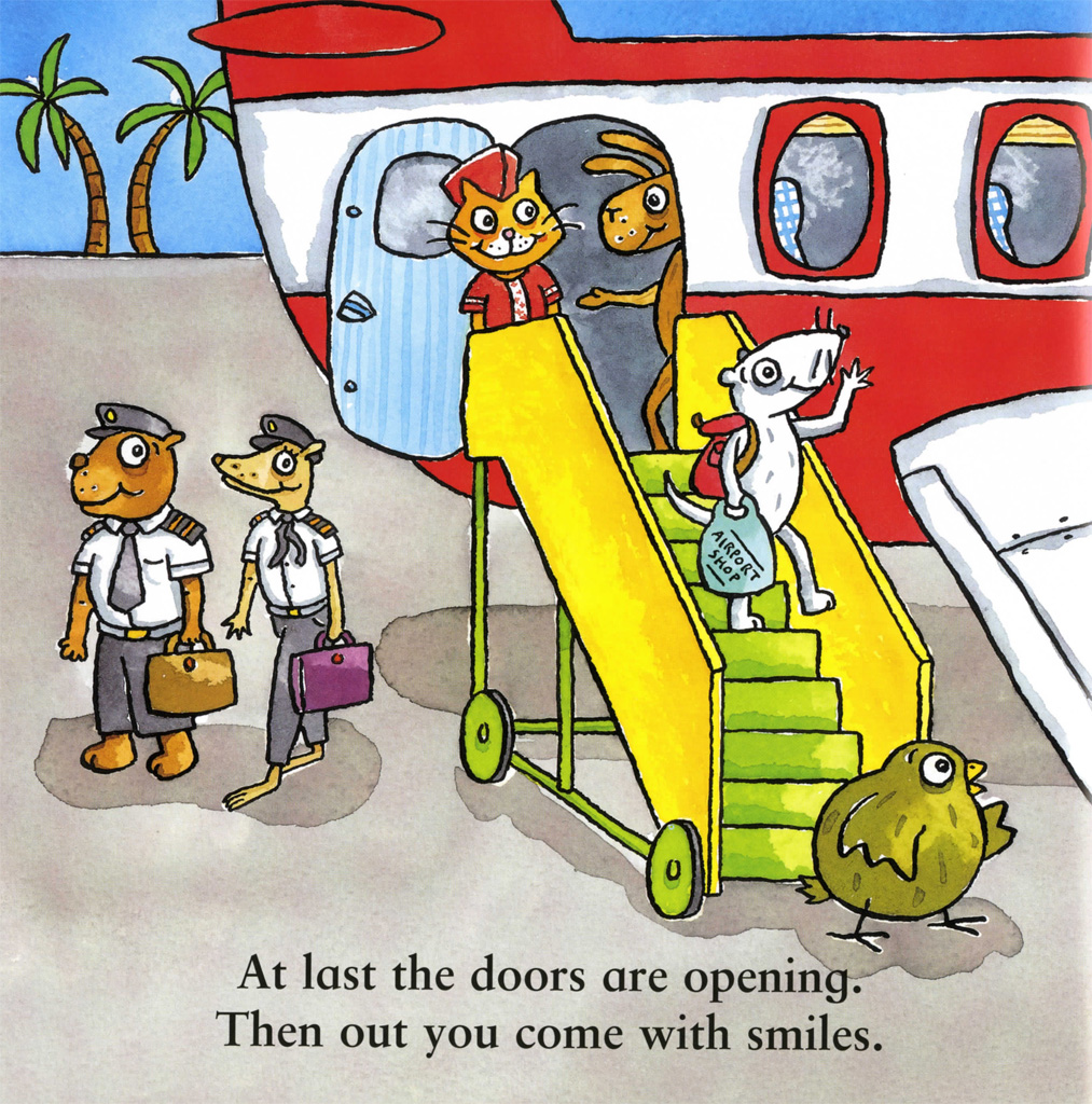 celebrate-picture-books-picture-book-review-amazing-airplanes-deplaning