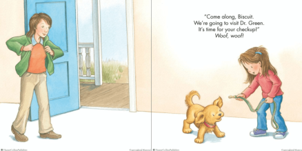 celebrate-picture-books-picture-book-review-biscuit-visits-the-doctor-going-to-the-vet