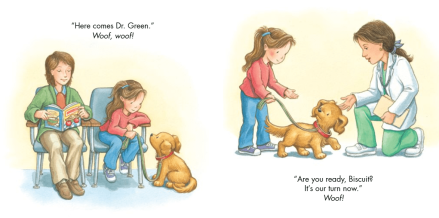 celebrate-picture-books-picture-book-review-biscuit-visits-the-doctor-meeting-vet