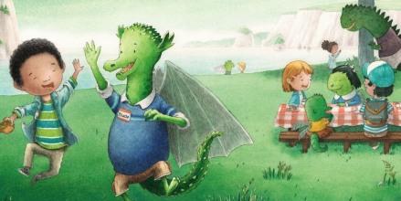 celebrate-picture-books-picture-book-review-dear-dragon-picnic