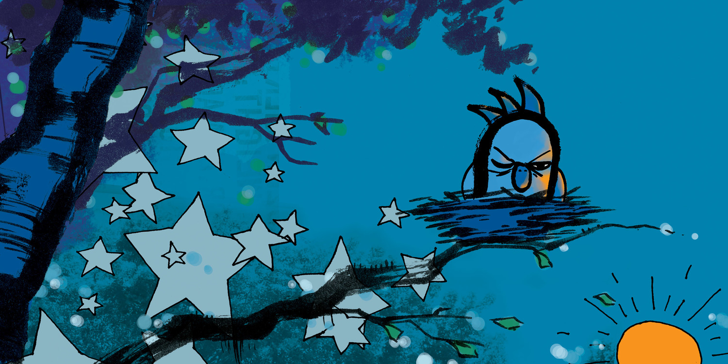 celebrate-picture-books-picture-book-review-grumpy-bird-waking-up
