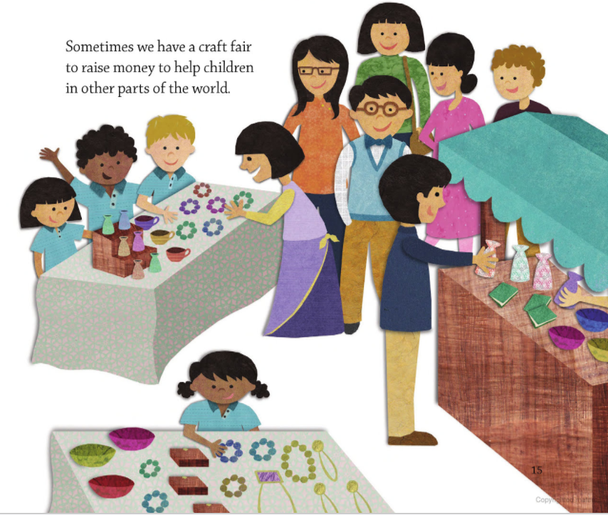 celebrate-picture-books-picture-book-review-school-days-around-the-world-craft-fair