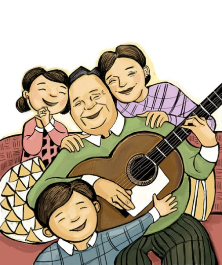 celebrate-picture-books-picture-book-review-sing-don't-cry-family