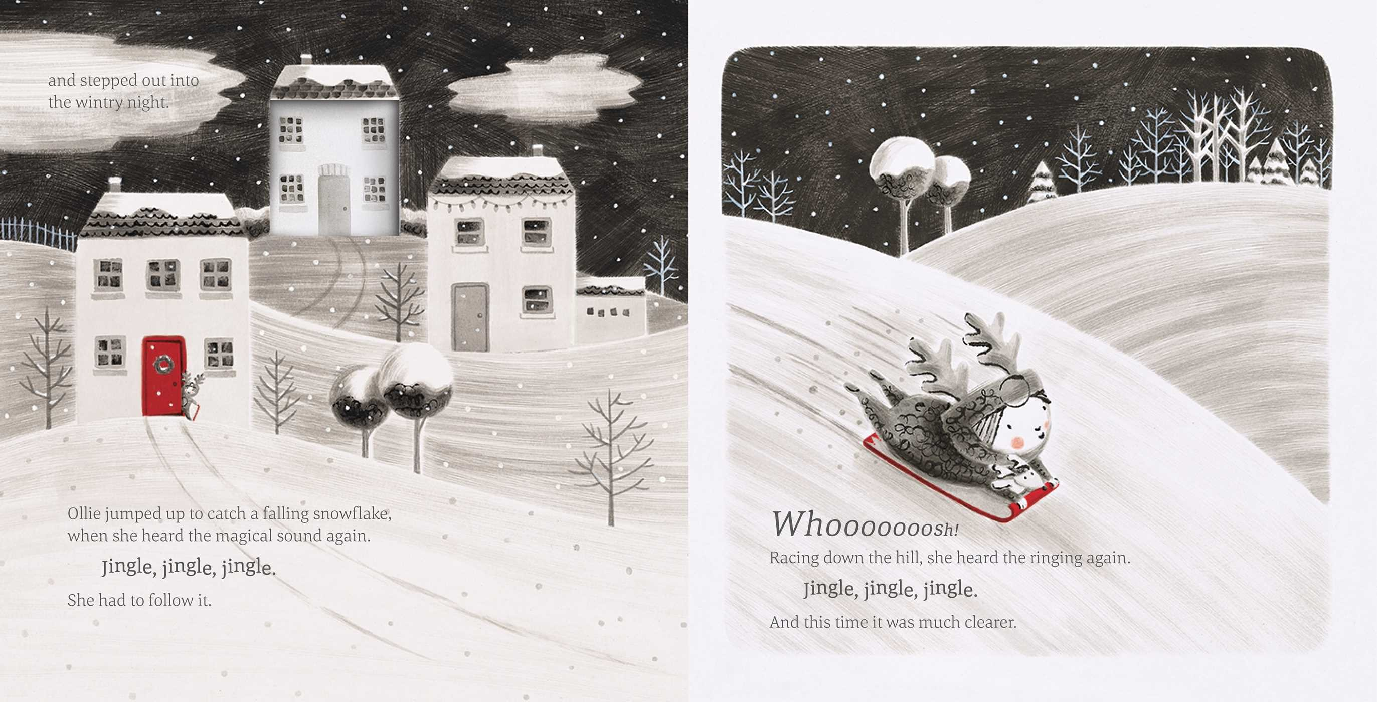 celebrate-picture-books-picture-book-review-the-little-reindeer-on-sled