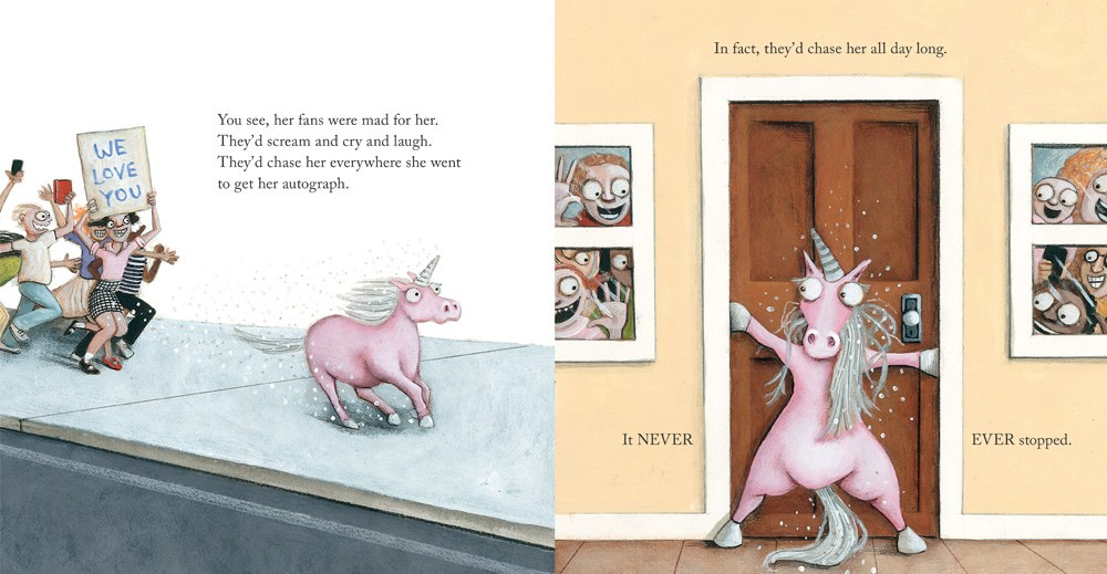 celebrate-picture-books-picture-book-review-thelma-the-unicorn-being-chased