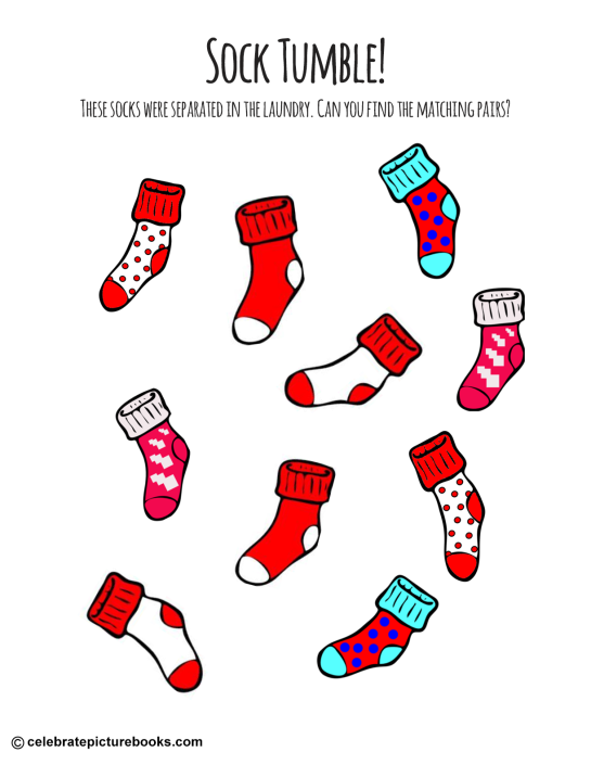 celebrate-picture-books-picture-book-review-sock-tumble-matching-game