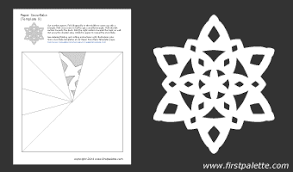 December 27 Make Cut Out Snowflakes Day