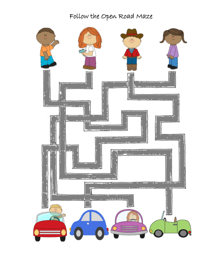 celebrate-picture-books-picture-book-review-follow-the-open-road-maze
