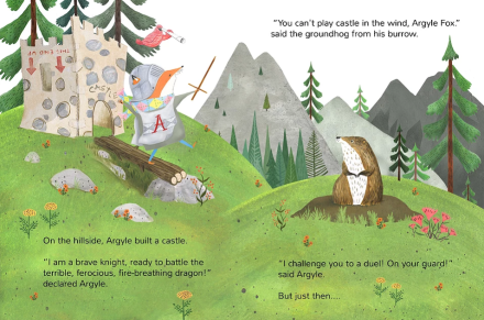 celebrate-picture-books-picture-book-review-argyle-fox-castle