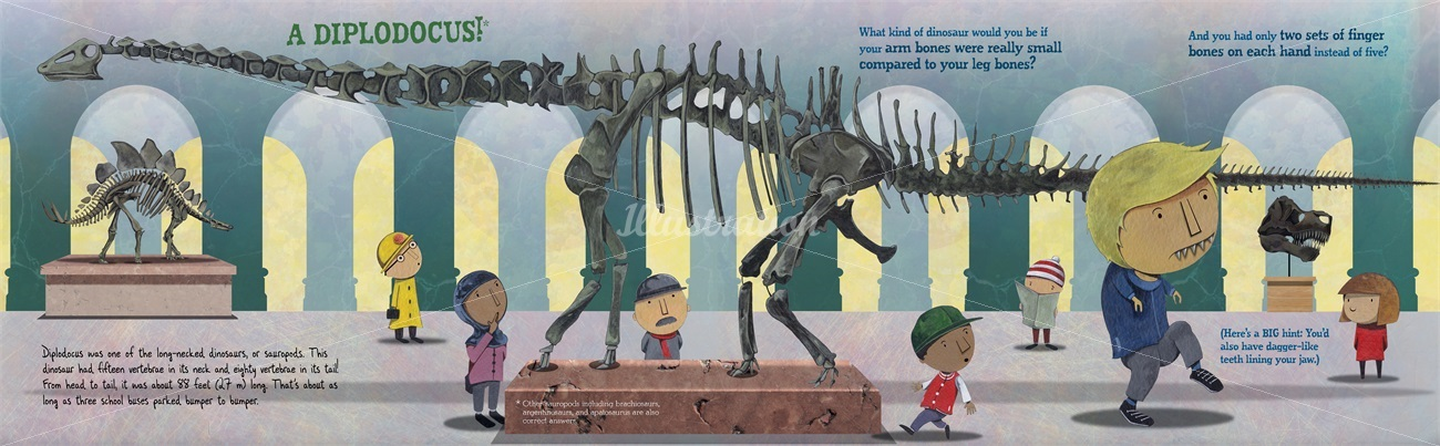 celebrate-picture-books-picture-book-review-fossil-by-fossil-diplodocus