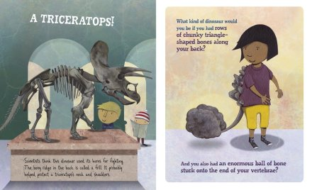 celebrate-picture-books-picture-book-review-fossil-by-fossil-triceratops
