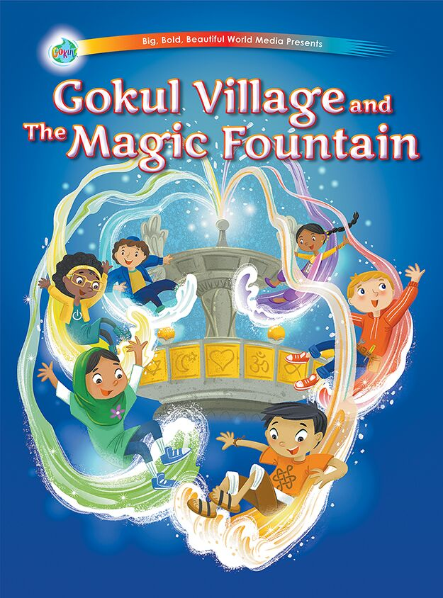 celebrate-picture-books-picture-book-review-gokul-village-and-the -magic-fountain-cover