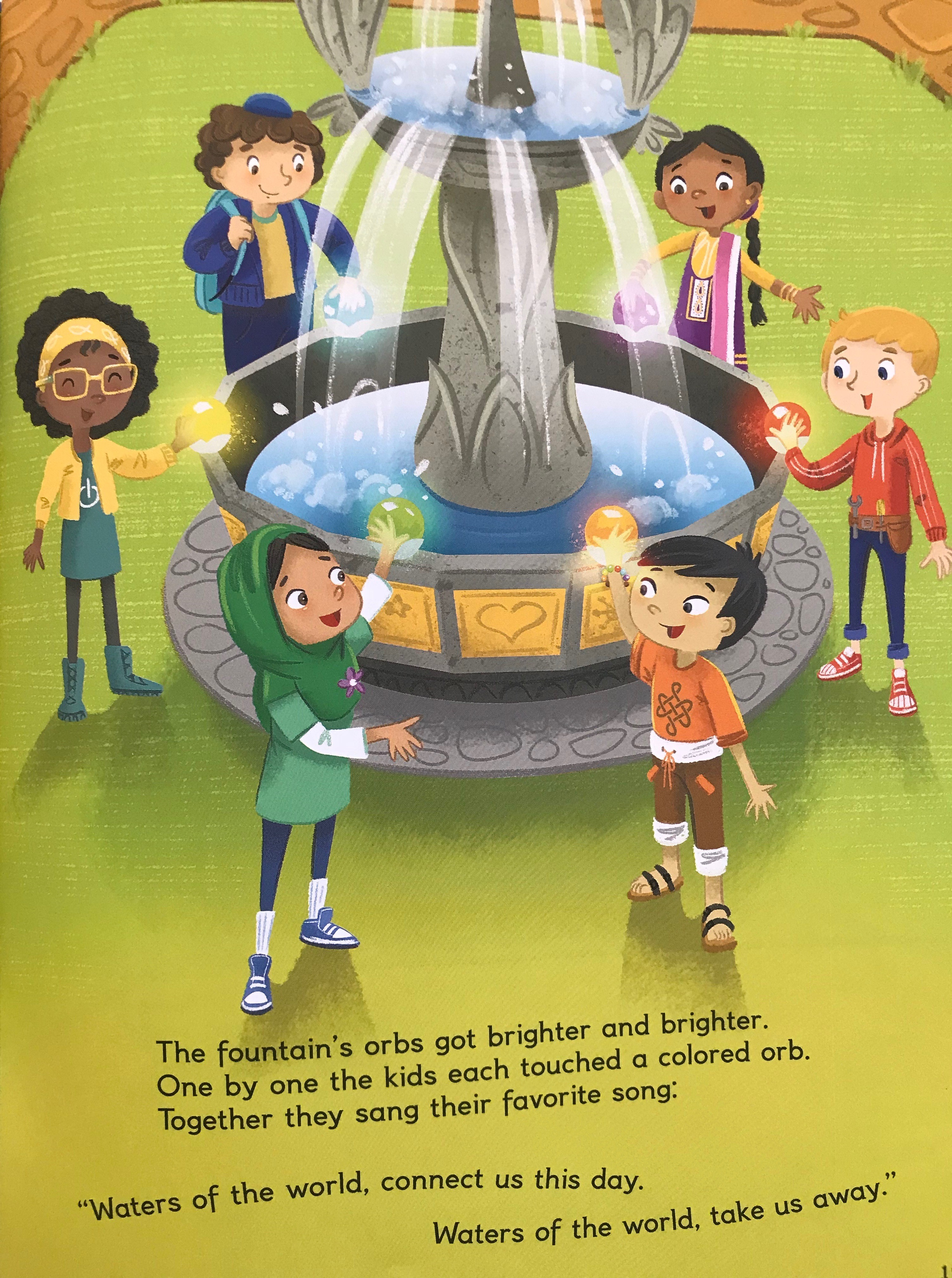 celebrate-picture-books-picture-book-review-gokul-village-and-the -magic-fountain-song