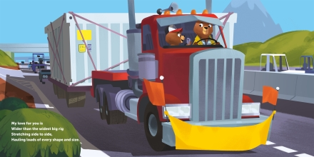 celebrate-picture-books-picture-book-review-I-love-you-for-miles-and-miles-big-rig