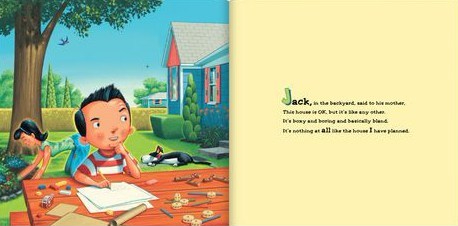 celebrate-picture-books-picture-book-review-if-i-built-a-house-dreaming