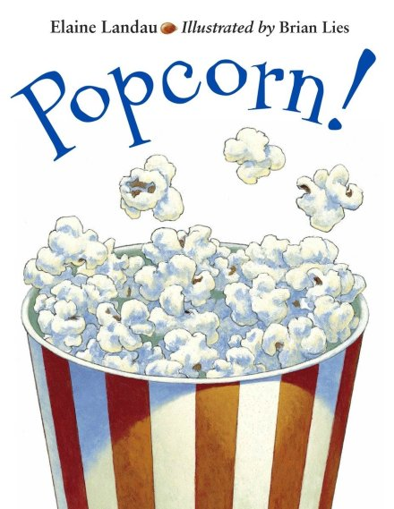 celebrate-picture-books-picture-book-review-popcorn!-elaine-landou-and-brian-lies-cover