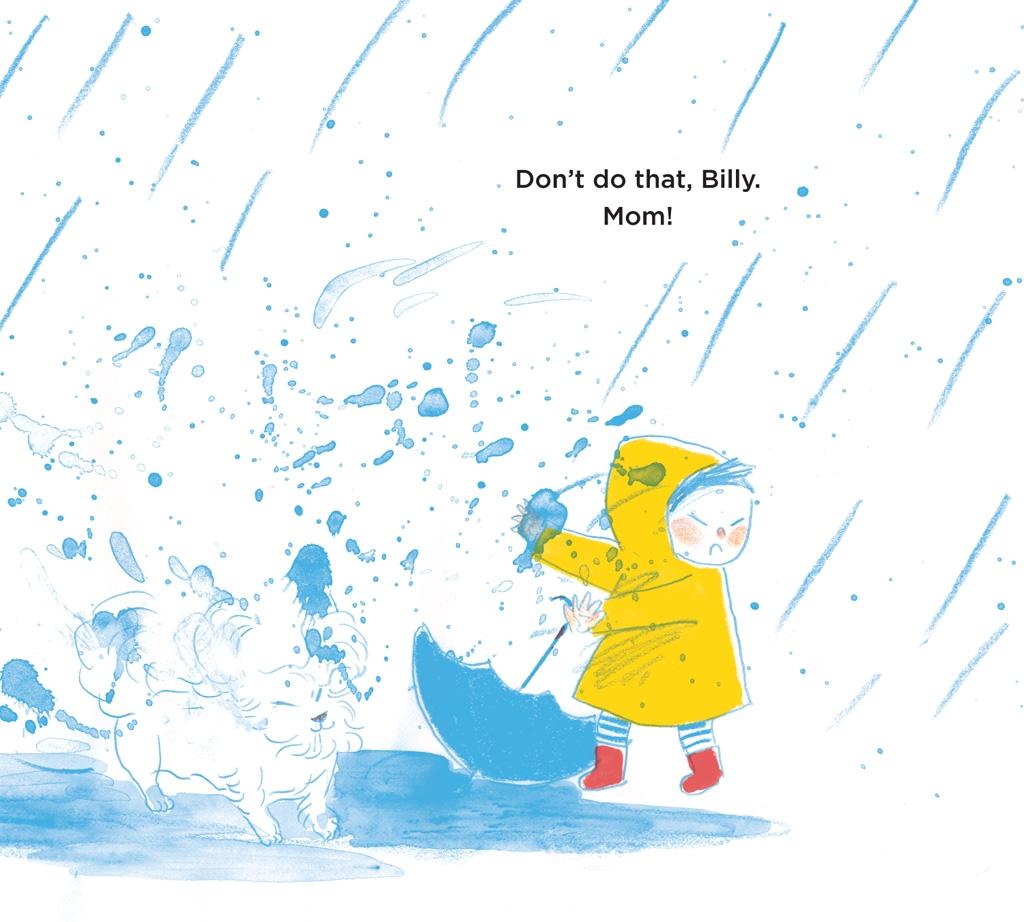 celebrate-picture-books-picture-book-review-puddle-hyewon-yum-blue-umbrella