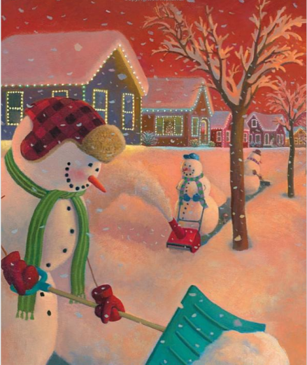celebrate-picture-books-picture-book-review-snowmen-at-night-night-plowing