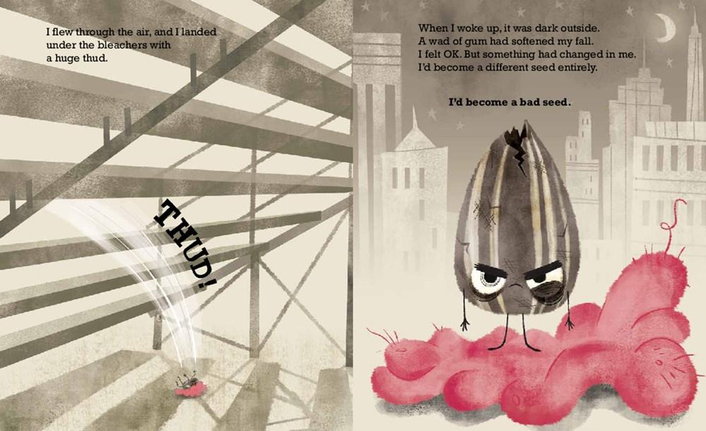 celebrate-picture-books-picture-book-review-the-bad-seed-under-bleachers