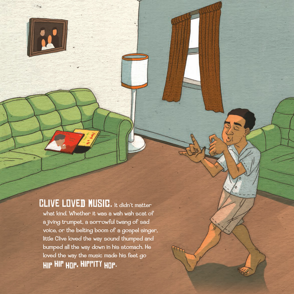celebrate-picture-books-picture-book-review-when-the-beat-was-born-clive-loved-music