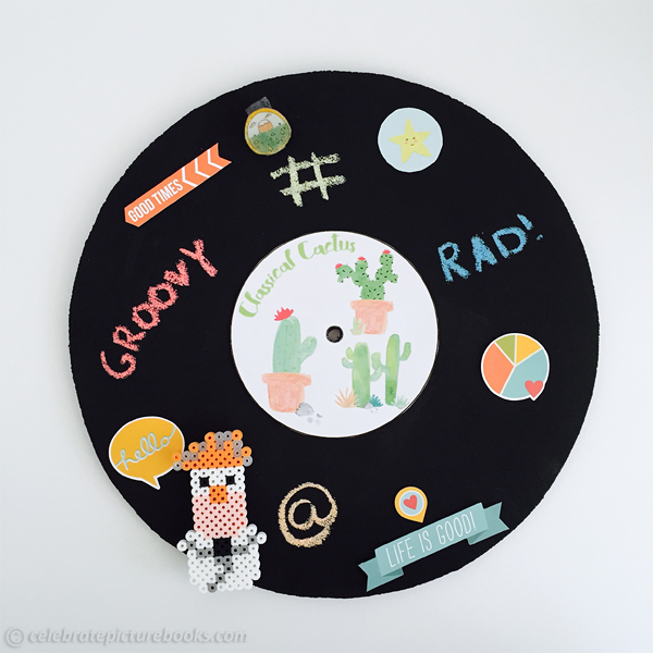 celebrate-picture-books-picture-book-review-groovy-record-chalkboard-blackboard-craft