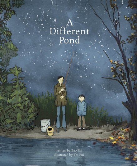 celebrate-picture-books-picture-book-review-a-different-pond-cover