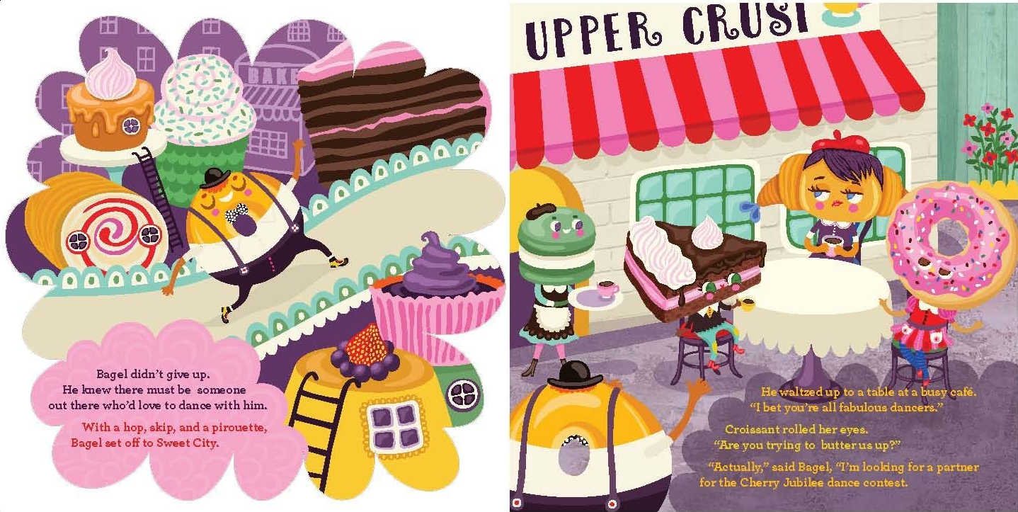 celebrate-picture-books-picture-book-review-bagel-in-love-upper-crust