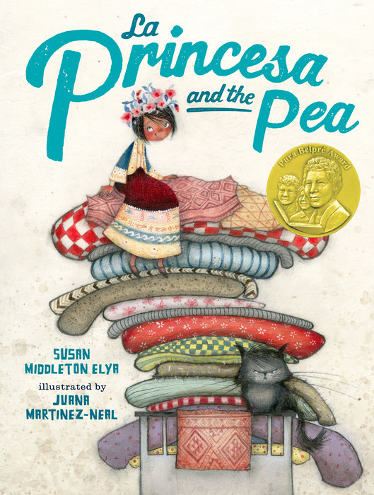 celebrate-picture-books-picture-book-review-la-princesa-and-the-pea-cover