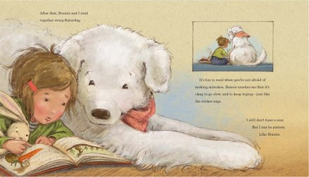 celebrate-picture-books-picture-book-review-madeline-finn-and-the-library-dog-reading-with-bonnie
