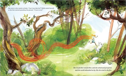 celebrate-picture-books-picture-book-review-the-girl-who-ran-woods