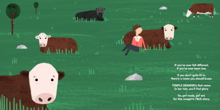celebrate-picture-books-picture-book-review-the-girl-who-thought-in-pictures-cows-in-field