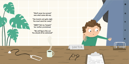 celebrate-picture-books-picture-book-review-the-girl-who-thought-in-pictures-doctor